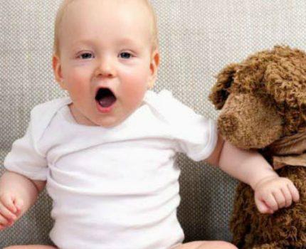 宝宝为啥会咳嗽?常见原因早知道!